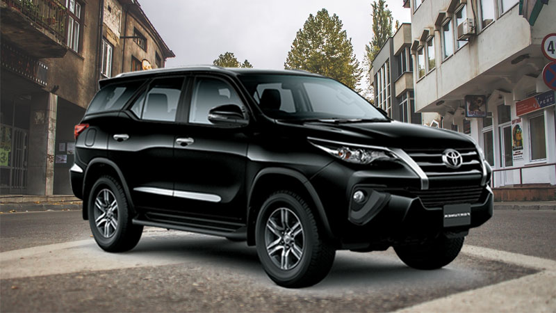 FORTUNER 2.7AT 4X2 - Toyota An Thành Fukushima