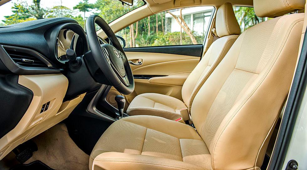 Toyota Vios 1.5G CVT 2018 - Thông số kỹ thuật và giá