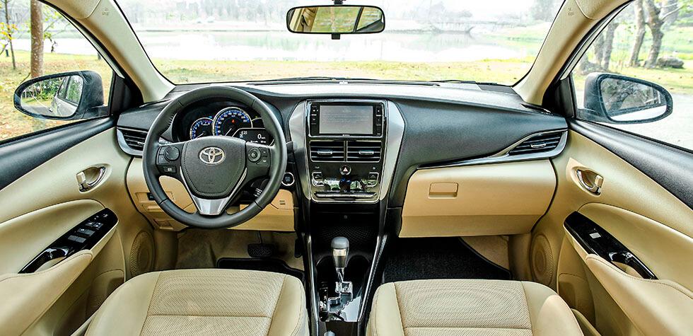 VIOS 1.5E CVT (3 TÚI KHÍ) | Toyota Nam Định