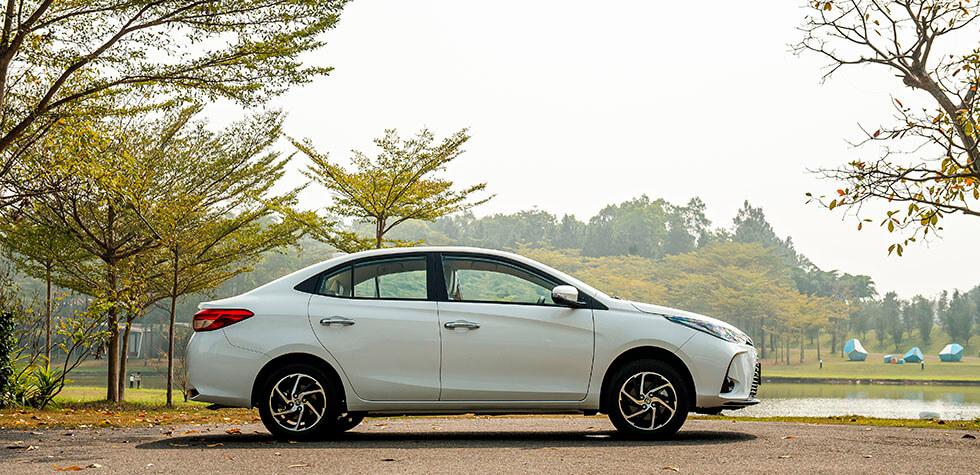 Toyota VIOS 1.5E CVT giá lăn bánh kèm chương trình Ưu Đãi giá tốt 2020