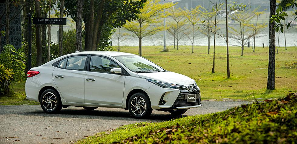 VIOS 1.5E CVT (3 TÚI KHÍ) - Toyota An Thành Fukushima